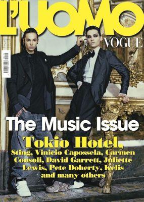 L'uomo Vogue, 2010
