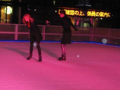 Ice-Skating, 2011