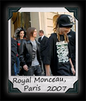 Royal Monceau - Paris (14.09.2007)